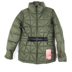 The North Face Women's Belted Mera Peak Jacket NWT